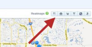 Hipmunk: Where to find the Heatmaps