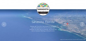 Screenshot: Google Recognizes Sarasota as its 2014 eCity for Florida